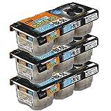 【まとめ買い】備長炭ドライペット 除湿剤 タンクタイプ 3個入×3個パック どこでも用 湿気取り