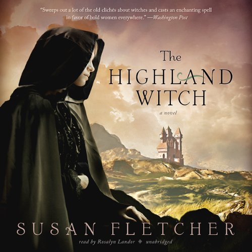 The Highland Witch audiobook cover art