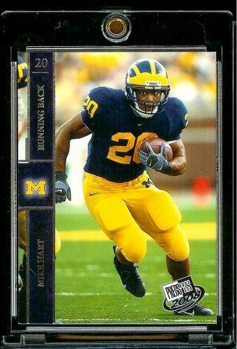 2008 Press Pass NFL Card #16 Mike Hart RB Michigan - (RC) Rookie Football Cardown