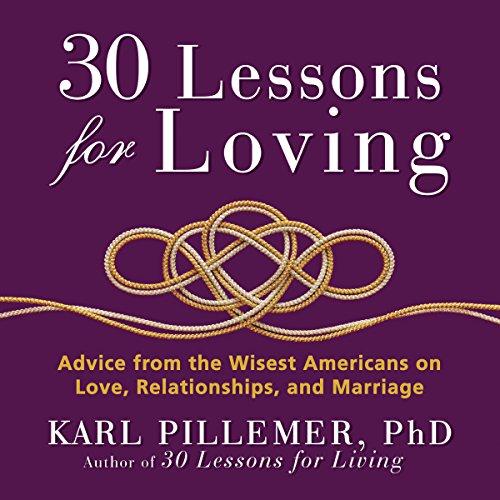 30 Lessons for Loving audiobook cover art