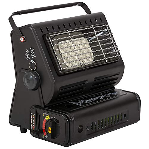 Portable Compact and Lightweight Gas Heater with...