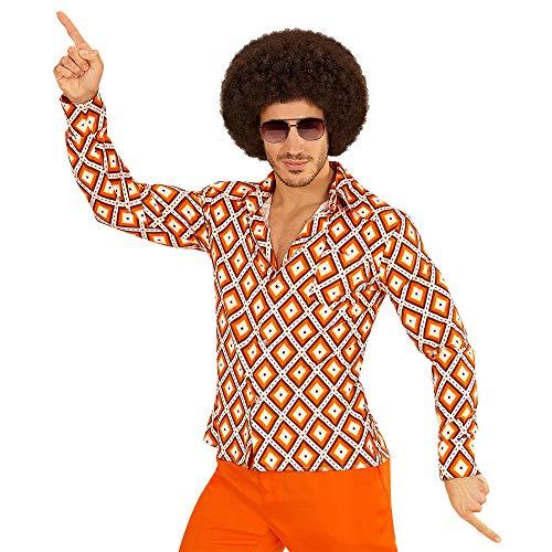 WIDMANN anni settanta Camicia Rhombus