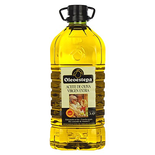 Oleoestepa Aceite de Oliva Virgen Extra - 3L