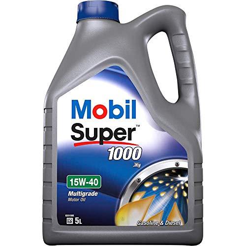 Mobil Super 1000 X1 15W-40, 5L