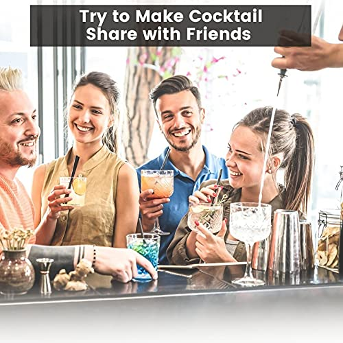 Baban Cocktail Shaker Set - 7