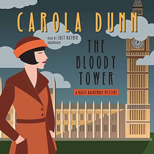 The Bloody Tower audiobook cover art