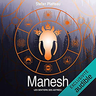 Couverture de Manesh