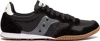 Women's Bullet Sneaker, Black/Gum, 9.5 M US