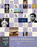 Artificial Intelligence: A Modern Approach, 4th Edition Front Cover