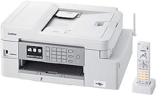 ブラザー プリンター 大容量インク型 A4インクジェット複合機 MFC-J1605DN(ファーストタンク/FAX/子機1台付き/有線・無線LAN/両面印刷/ADF)