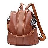 TcIFE sac à dos sac à main pour femmes mode école sac à main et sacs à main sacs à bandoulière en nylon anti-vol sac à dos