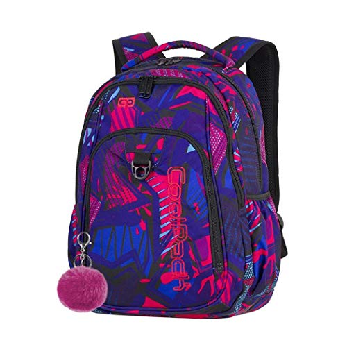CoolPack 87599CP Mochila Strike Crazy Pink Abstract