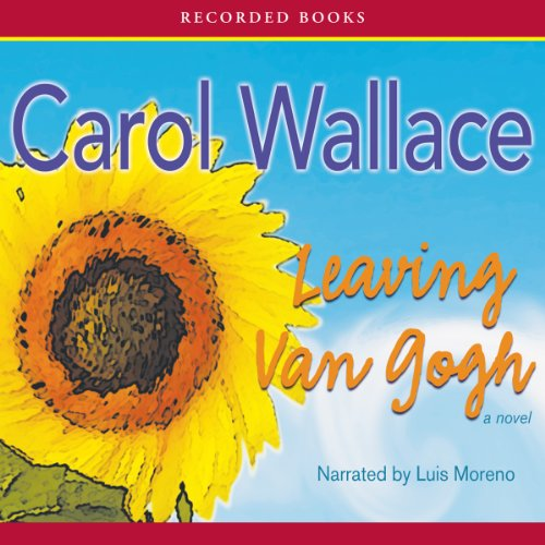 Leaving Van Gogh audiobook cover art