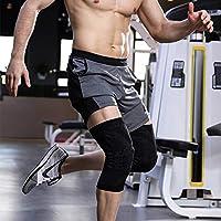 MCTY 膝パッド膝蓋骨プロテクター膝サポート膝ブレース高品質耐久性ランニング安全プロテクターストラップシリカゲル洗える弾性