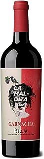 "Rioja tinto""LA MALDITA"" GARNACHA calificado como"