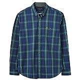 Joules Hewitt Camisa, Rayas Verdes, M para Hombre