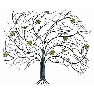Gardman 8425 Windswept Tree Wall Art, 29.5  Long x 24.5  Wide