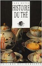 Histoire du thé de Paul Butel