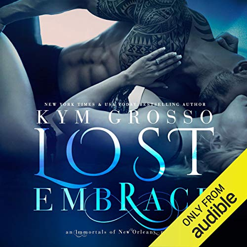 Lost Embrace audiobook cover art
