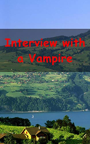 Interview with a Vampire (Luxembourgish Edition)