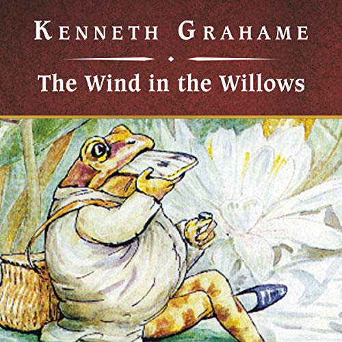 Couverture de The Wind in the Willows