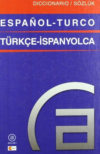 Diccionario español-turco (Diccionarios bilingües)