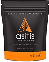 AS-IT-IS Nutrition Whey Protein Concentrate 80% Unflavoured, tested for purity (1kg)