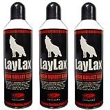 LayLax ハイバレットガス 460ml HFC152aガス ライラクス 4560329174005 (3本セット)