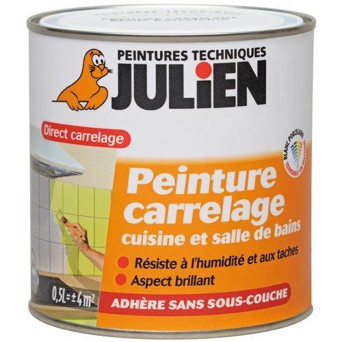 Peinture carrelage - 0.5 L - figue