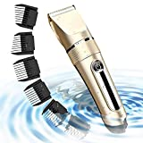 Best Hair Clippers For Fades - Hair Clippers for Men, DIOZO Professional Hair Trimmer Review