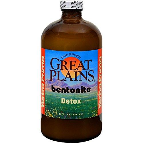Great Plains Bentonite - 32 oz - Plastic Bottle (Pack of 2)