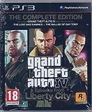 Grand Theft Auto IV Complete Edition (Playstation 3) [importación inglesa]