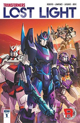 Transformers: Lost Light #1 (English Edition)