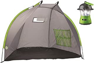 Discovery Kids Camping Dome with Led lantern Play Set- INDOOR OUTDOOR TENT w/ CARRY BAG - 61
