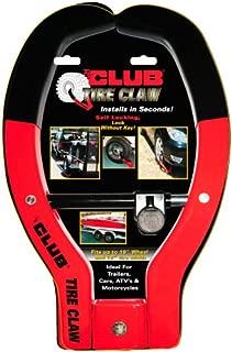 Winner International The Club 491 Tire Claw XL Security Device