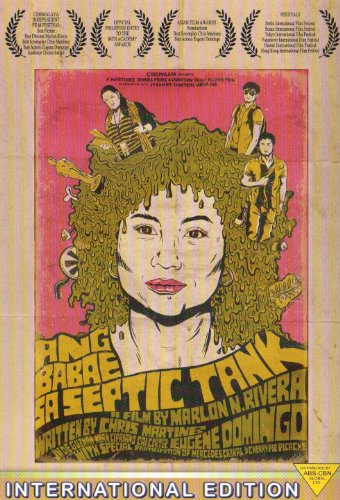 Ang Babae Sa Septic Tank - Filipino DVD (Eugene Domingo
