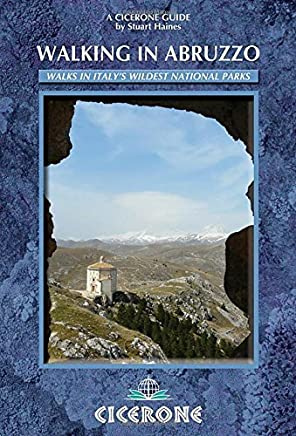 Walking in Abruzzo (Cicerone Guides) by Stuart Haines(2011-11-05)