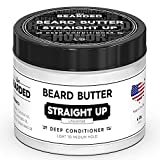 Live Bearded Unscented Beard Butter, Straight Up All...