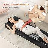 Zoom IMG-1 comfier materassino massaggiante con calore