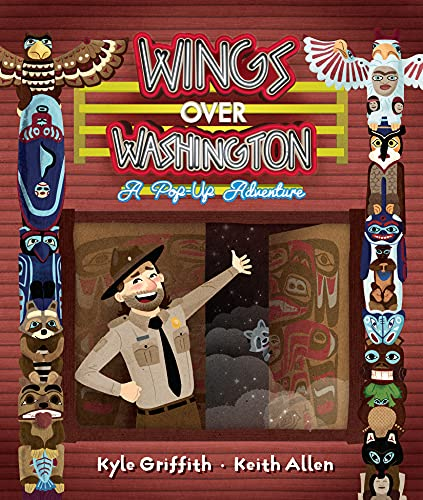 Wings Over Washington: A Pop-Up Adventure