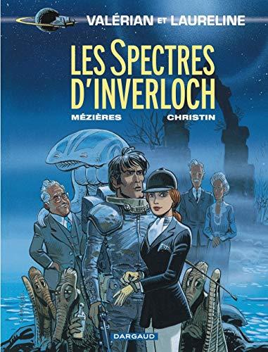 Valérian, tome 11 : Les Spectres d'Inverloch