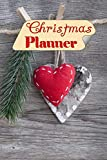 Christmas Planner: My Funny Holiday Organizer - Plan Cards Food Gifts Budget Meals Recipes Shopping Lists Tracker and Grocery List Christmas Tree Light Journal
