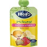 Hero Bolsita de Fruta Nanos, 100g