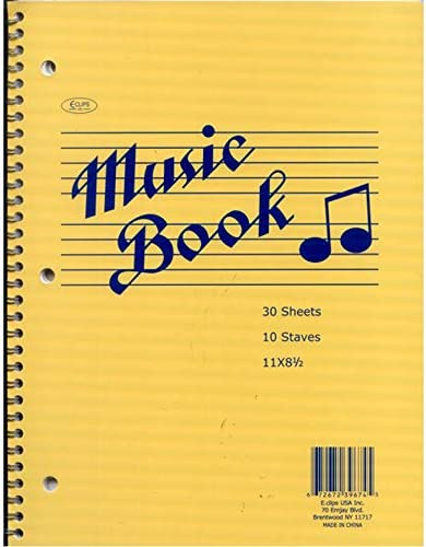 New mail order Music Book 8.5