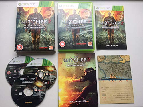 The Witcher 2: Assassins of Kings - Enhanced Edition [Importación inglesa]