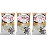 サンライス 麦ごはんは健康への思いやり 袋1kg