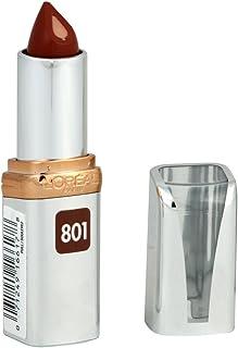 (Chocolate Spice) - L'Oreal Paris Colour Riche Anti-Ageing Serum Lipcolour, Chocolate Spice, 3.84ml