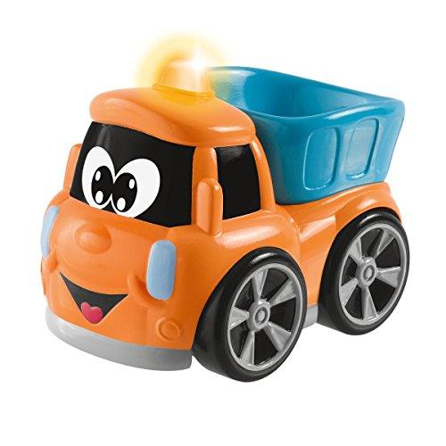 Chicco- Trucky Vehículo Parlanchín, Multicolor (9355000040) , color/modelo surtido