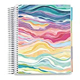 7' x 9' Coiled 12 Month Academic Planner (...