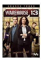 Warehouse 13: Season Three [DVD] [Import]